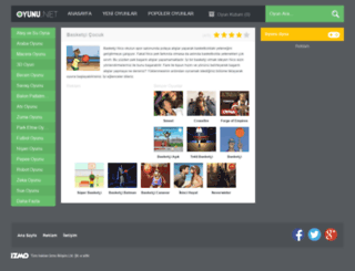 basketcicocuk.oyunu.net screenshot