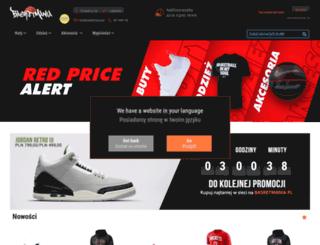 basketmania.com.pl screenshot