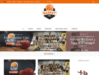 basketotal.com screenshot