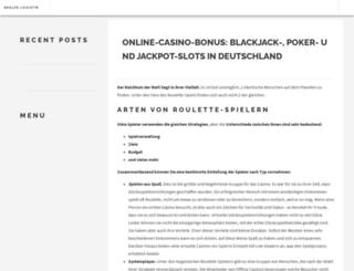 basler-logistik.com screenshot