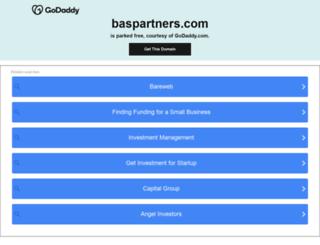 baspartners.com screenshot