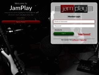 bass.jamplay.com screenshot