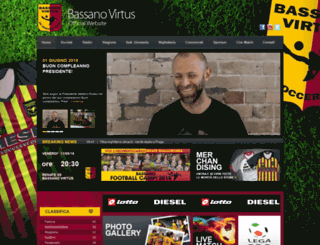 bassanovirtus.com screenshot