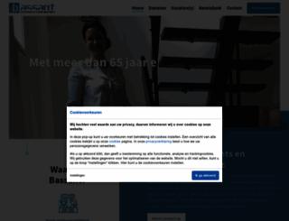 bassant.nl screenshot