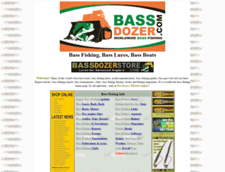 bassdozer.com screenshot