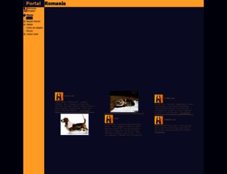 bassethound.ro screenshot