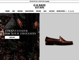 bassshoes.com screenshot