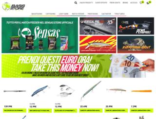 bassstoreitaly.com screenshot