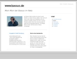 bassus.de screenshot