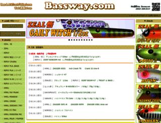bassway.shop-pro.jp screenshot