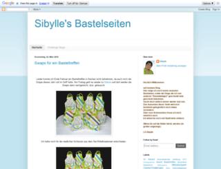 bastelfloh.blogspot.com screenshot