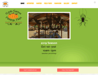 bastiaofarmsgoblingardens.com screenshot
