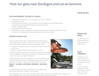 bastide-vacances.com screenshot