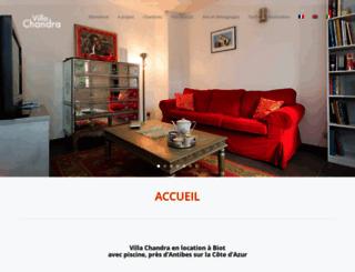 bastidevalmasque.com screenshot