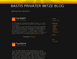 bastis-blog.net screenshot