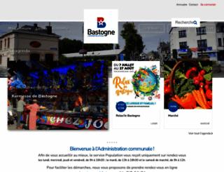 bastogne.be screenshot