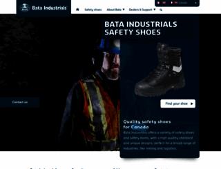bataindustrials.ca screenshot