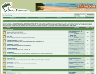 batamfishing.com screenshot