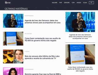 batanga.com.br screenshot