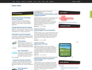 batas-nalar.blogspot.com screenshot