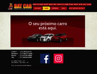 batcarbatidos.com.br screenshot