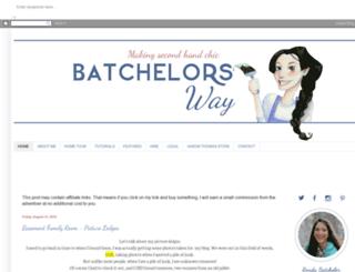 batchelorsway.com screenshot