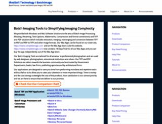 batchimage.com screenshot
