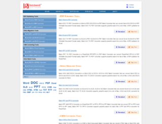 batchwork.com screenshot