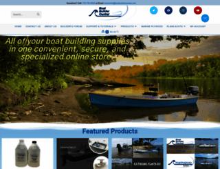 bateau.com screenshot