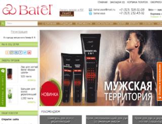 batel-asia.kz screenshot