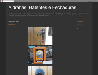batente.blogspot.com screenshot