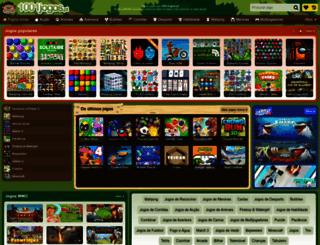 bater.1001jogos.pt screenshot
