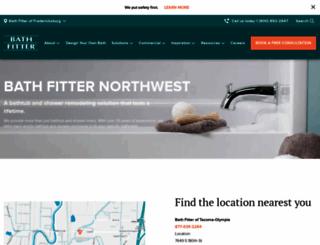 bathfitternw.com screenshot