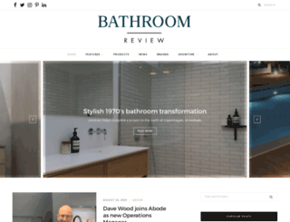 bathroom-review.co.uk screenshot