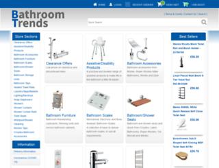 bathroom-trends.co.uk screenshot
