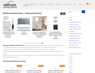 bathroomvanities.online screenshot
