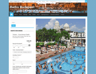 bathsbudapest.com screenshot