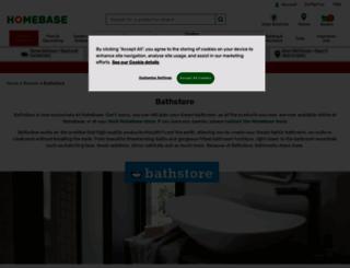 bathstore.com screenshot