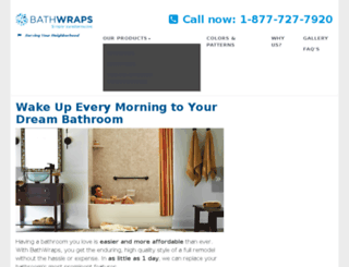 bathwraps1day.com screenshot