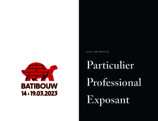 batibouw.com screenshot