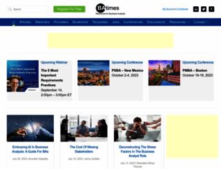 batimes.com screenshot