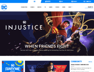 batman-superman.com screenshot
