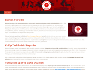 batmanpetrolsk.org screenshot