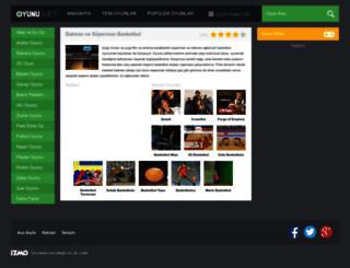 batmanvesupermanbasketbol.oyunu.net screenshot