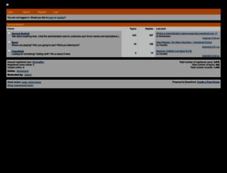 batonrougerocks.com screenshot