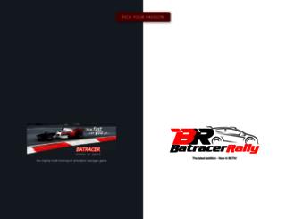 batracer.com screenshot