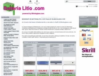 batterialitio.com screenshot