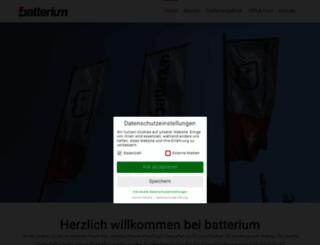 batterium.de screenshot