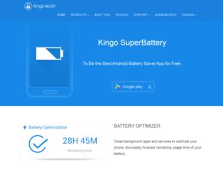 battery-saver.kingoapp.com screenshot