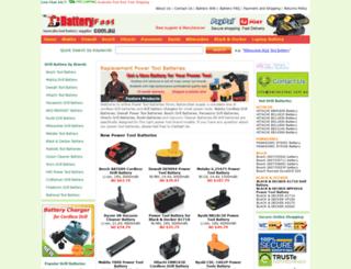 batteryfast.com.au screenshot